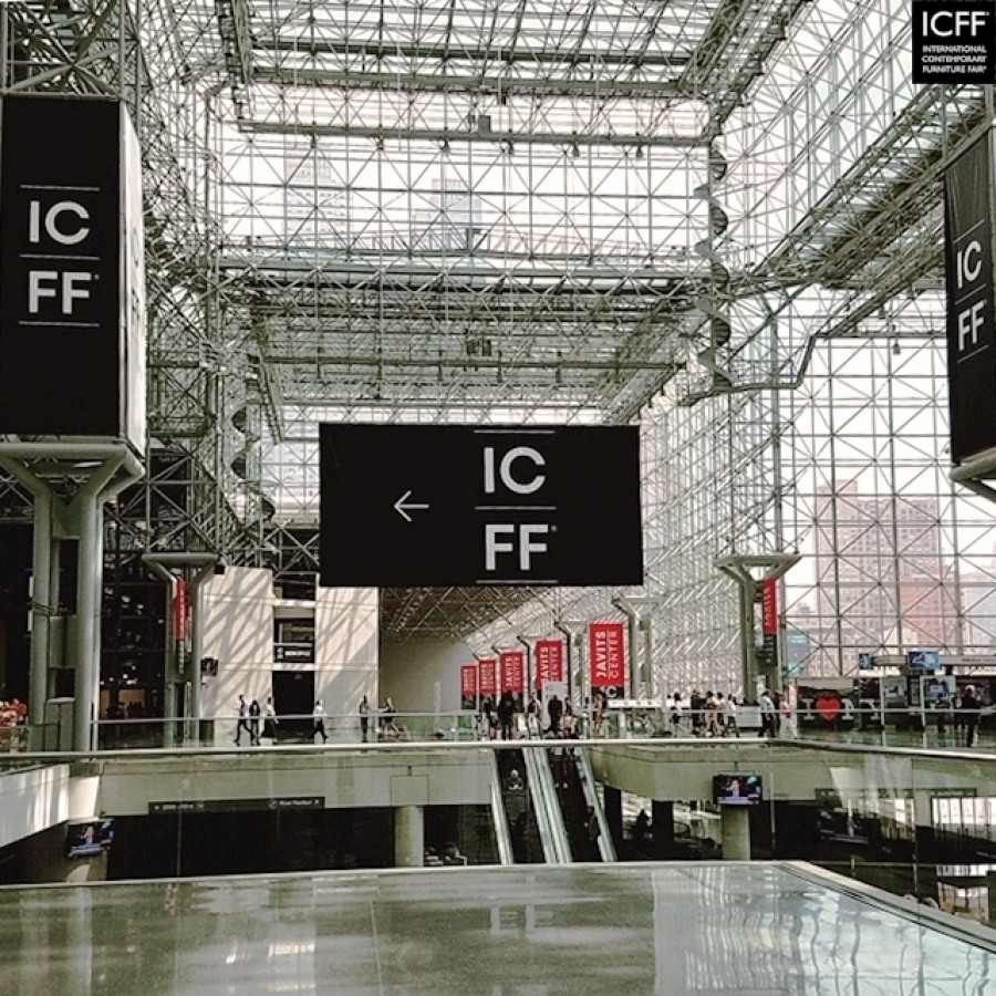ICFF Expansive Entry