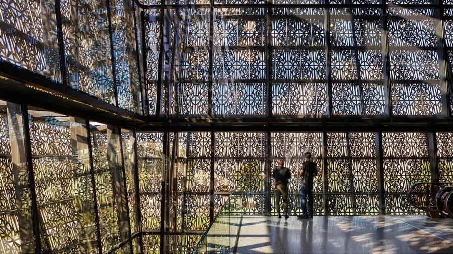 Translucent Architecture